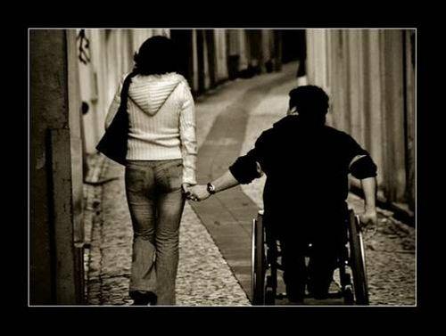 je ne te laisserais jamais....