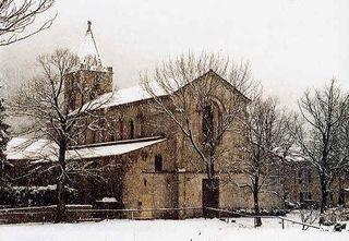 abbaye cistercienne de LEONCEL-  Drome/Vercors