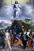 ascension de notre seigneur jésus - christ...
