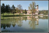 Basilique Notre-Dame de -Thierenbach- alsace