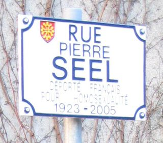 Rue pierre SEELa toulouse