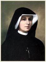 Soeur sainte Faustine