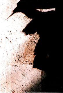 jésus en croix... ombres et lumières...