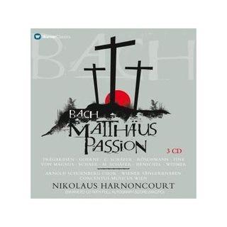 bach passion selon st matthieu