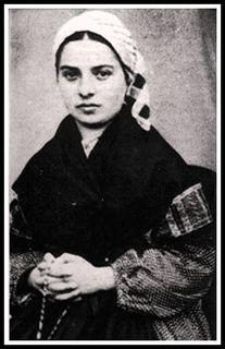 Bernadette Soubirous....